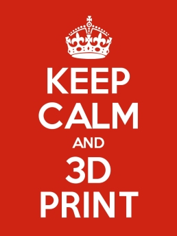Keepcalmand3Dprint small