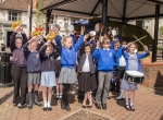 Phoenix Primary and Herne Bay Juiors Samba Band