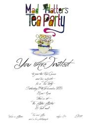 Invites A4
